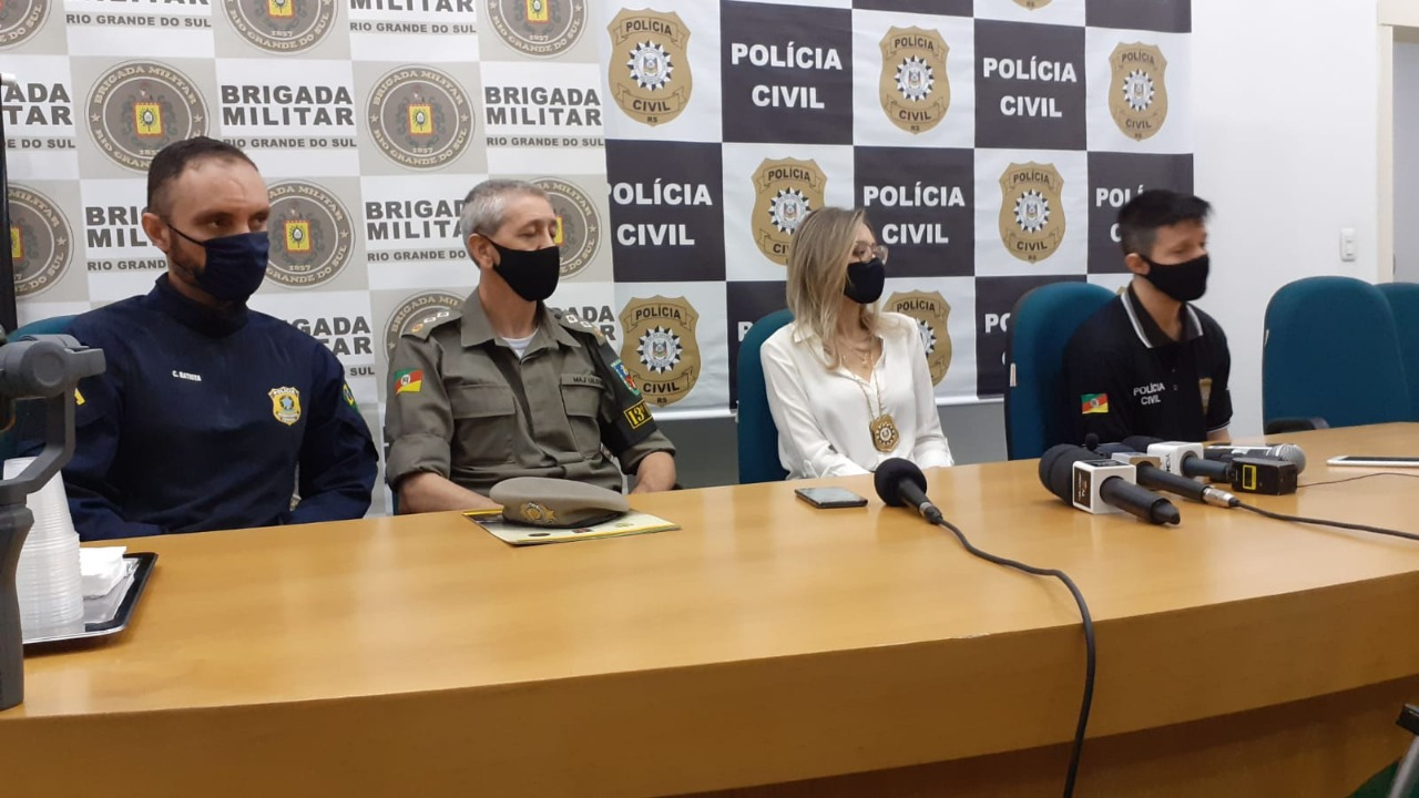 Sequestro da médica em Erechim foi executado por três pessoas - Rádio Rural AM 840