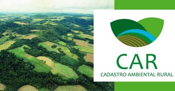 Resultado de imagem para Cadastro Ambiental Rural (CAR/ CEFIR):